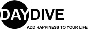 DAYDIVE - Add happiness to your life