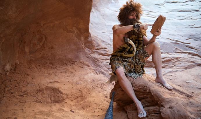 DAYDIVE - Add Happiness to your Life   Wie Dein Steinzeit-Ich Deine Entscheidungen trifft