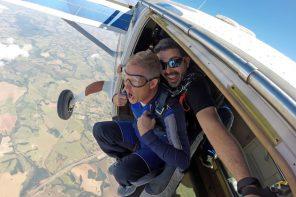 DAYDIVE - Add Happiness To Your Life - Erfahrung Fallschirmspringen - Lebst Du noch?